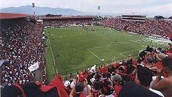 A Tough Task at Estadio Alejandro Morera Soto.