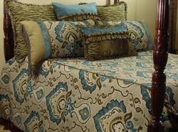 mykonas bedding