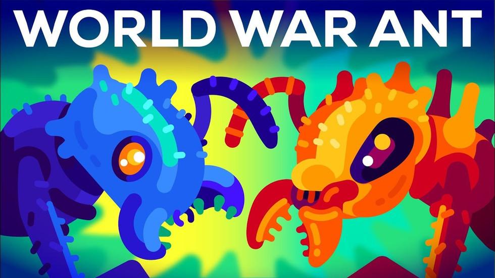 Kurzgesagt - World War Ant