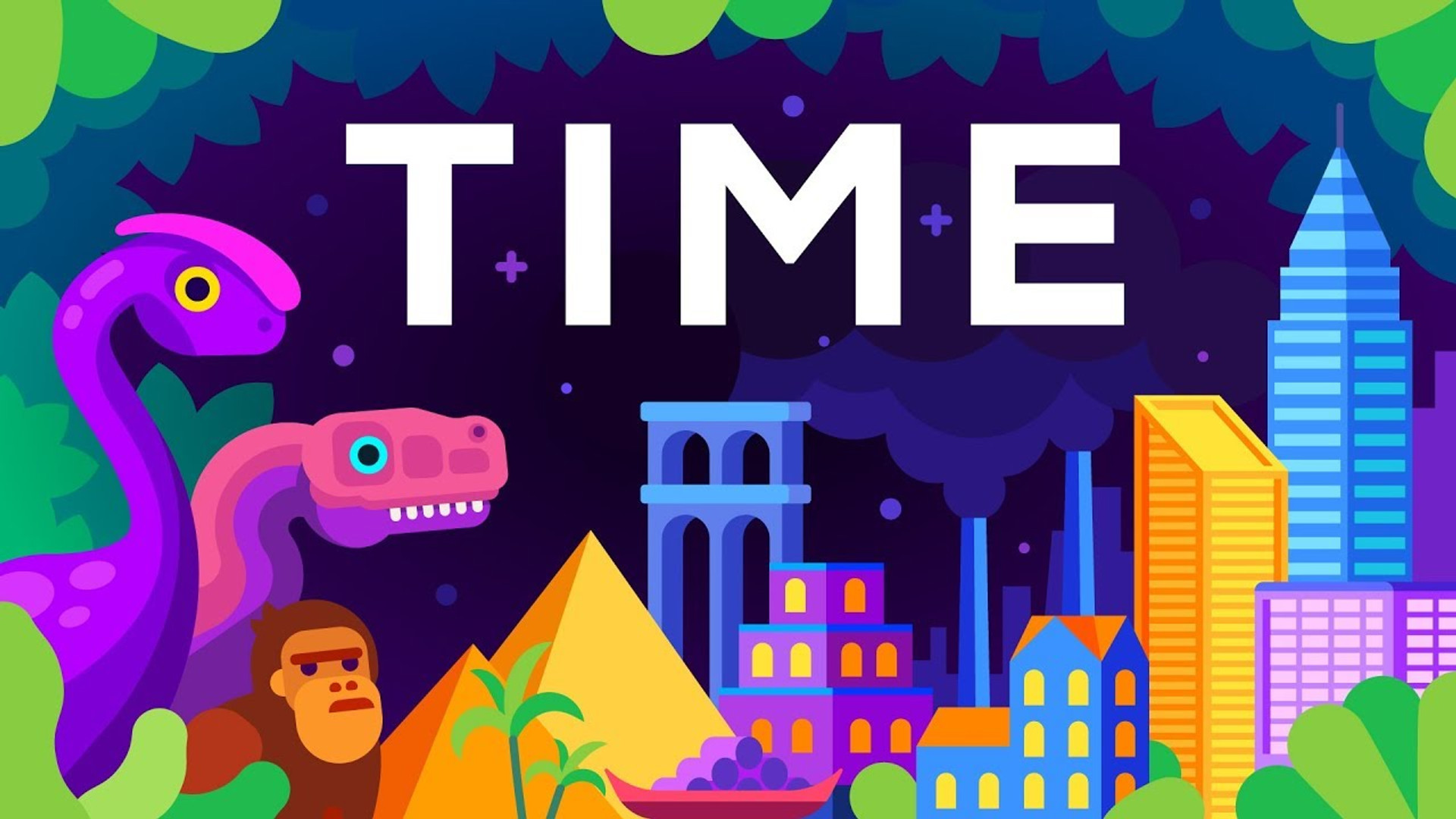 Kurzgesagt - Time Remastered