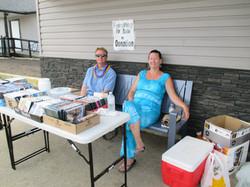 Alberta Beach Library Book Sale
