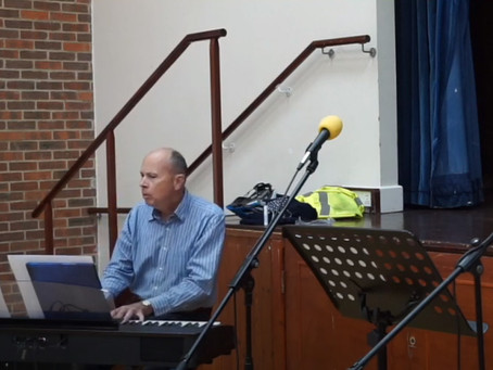 Sunday Service - 11th October 2020