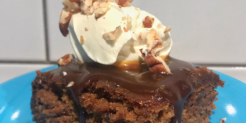 Andrew's Sticky Toffee Pudding Class