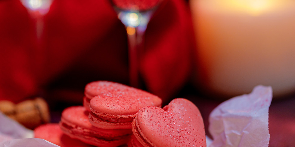 Dan's Valentine's Macaron