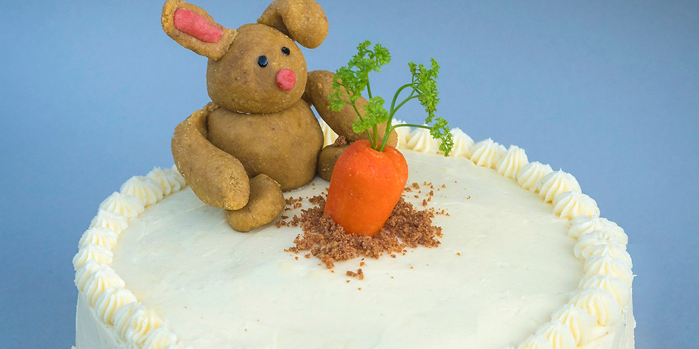 Ian's Easter Carrot Cake