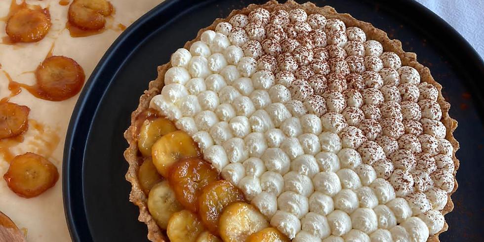 Howard's Luxury Banoffee Pie