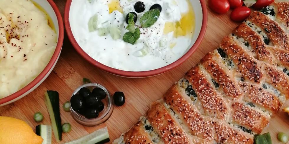 Karen's Cheesy Greek Pie