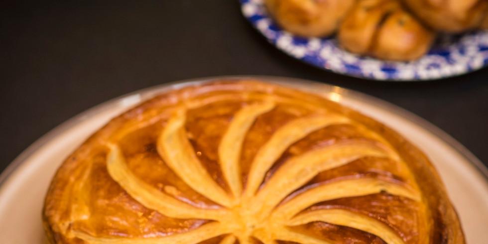 Ian's Pithivier & Eccles Cake