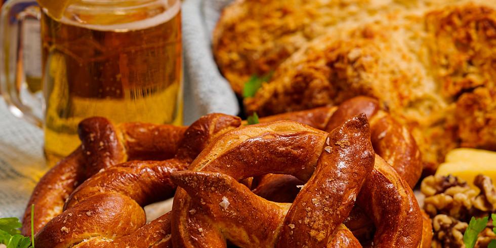 Dan's Pretzels & Soda Bread