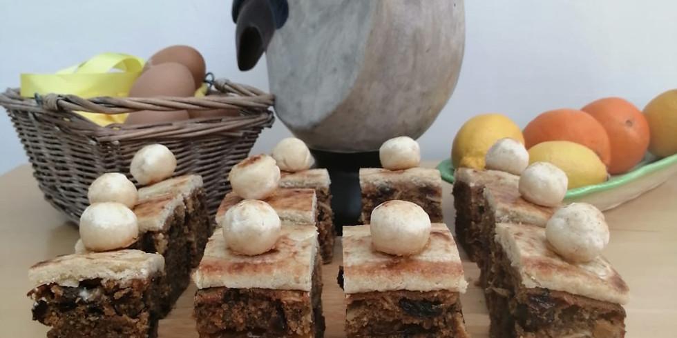 Karen's Simnel Cake