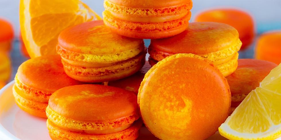Dan's Orange Macaron