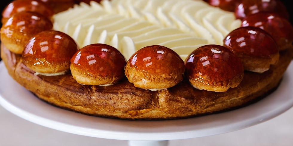 Dan's Gâteau Saint Honoré Showstopper