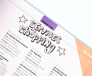 Services and Shopping