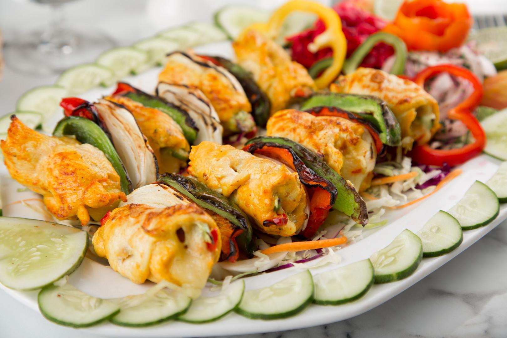 Chicken Tikka BBQ