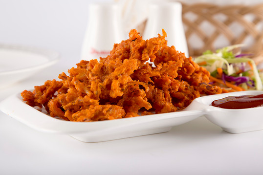 Onion Bhajia
