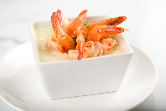 Shrimp Cream Soup