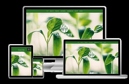 hplls web design