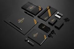 Branding, Corporate Identity, Logo, Stationary