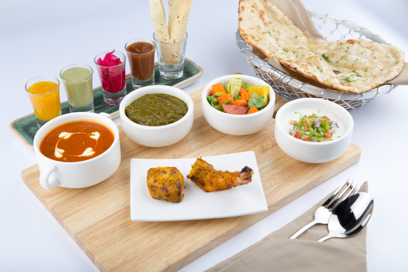 Indian Set Lunch