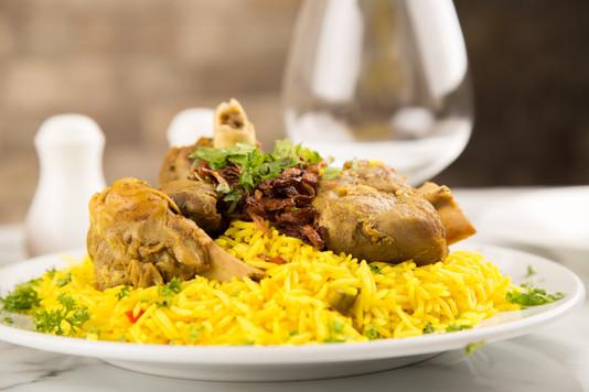 Mandi Chicken