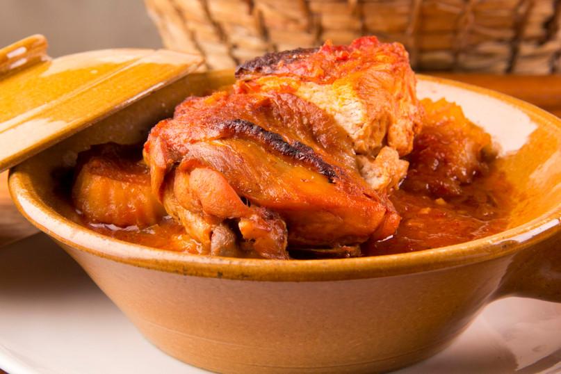 Chicken Tagin