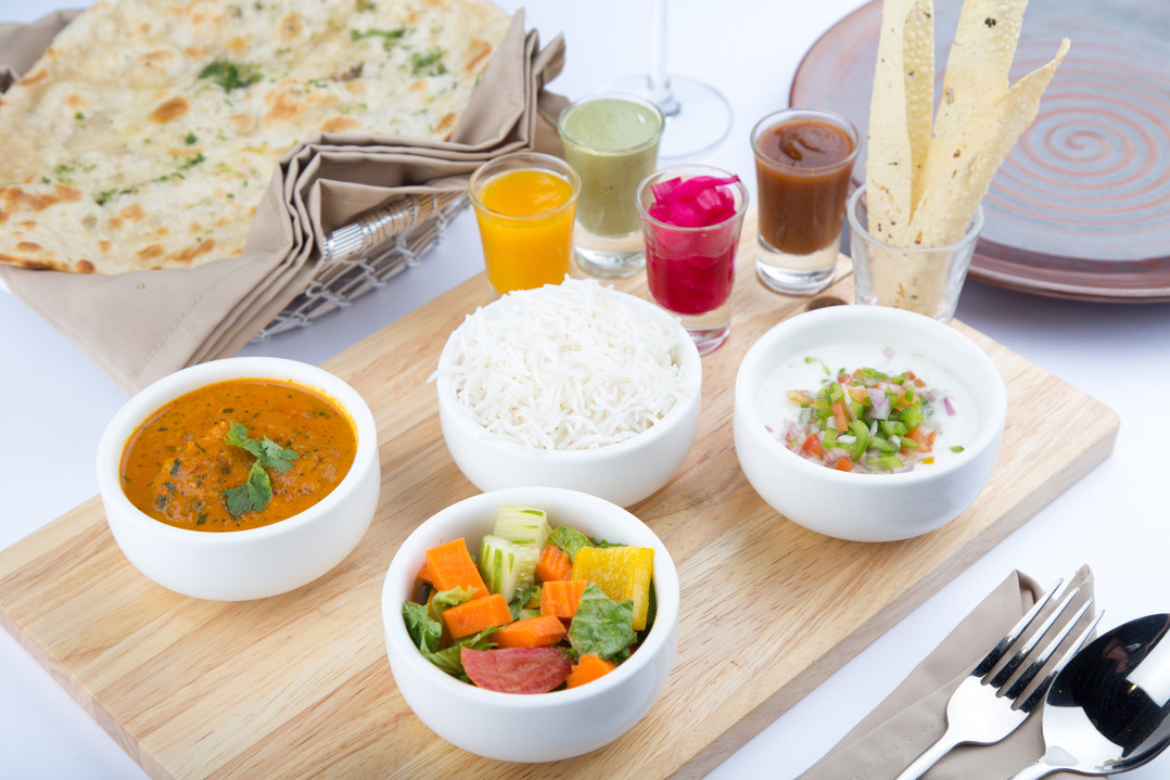 Indian Lunch Set