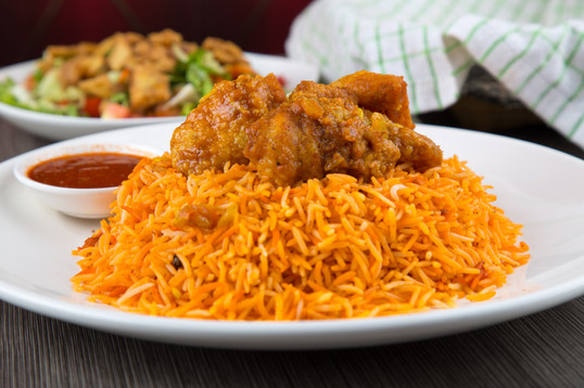 Kabsa with Meat