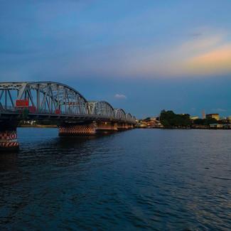 Old Bridge - Bangkok