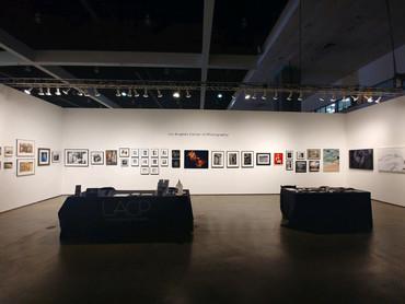 Reflections on the LA ART SHOW