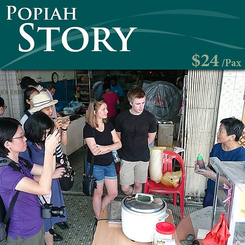 Popiah Story