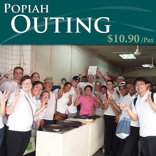 Popiah Outing