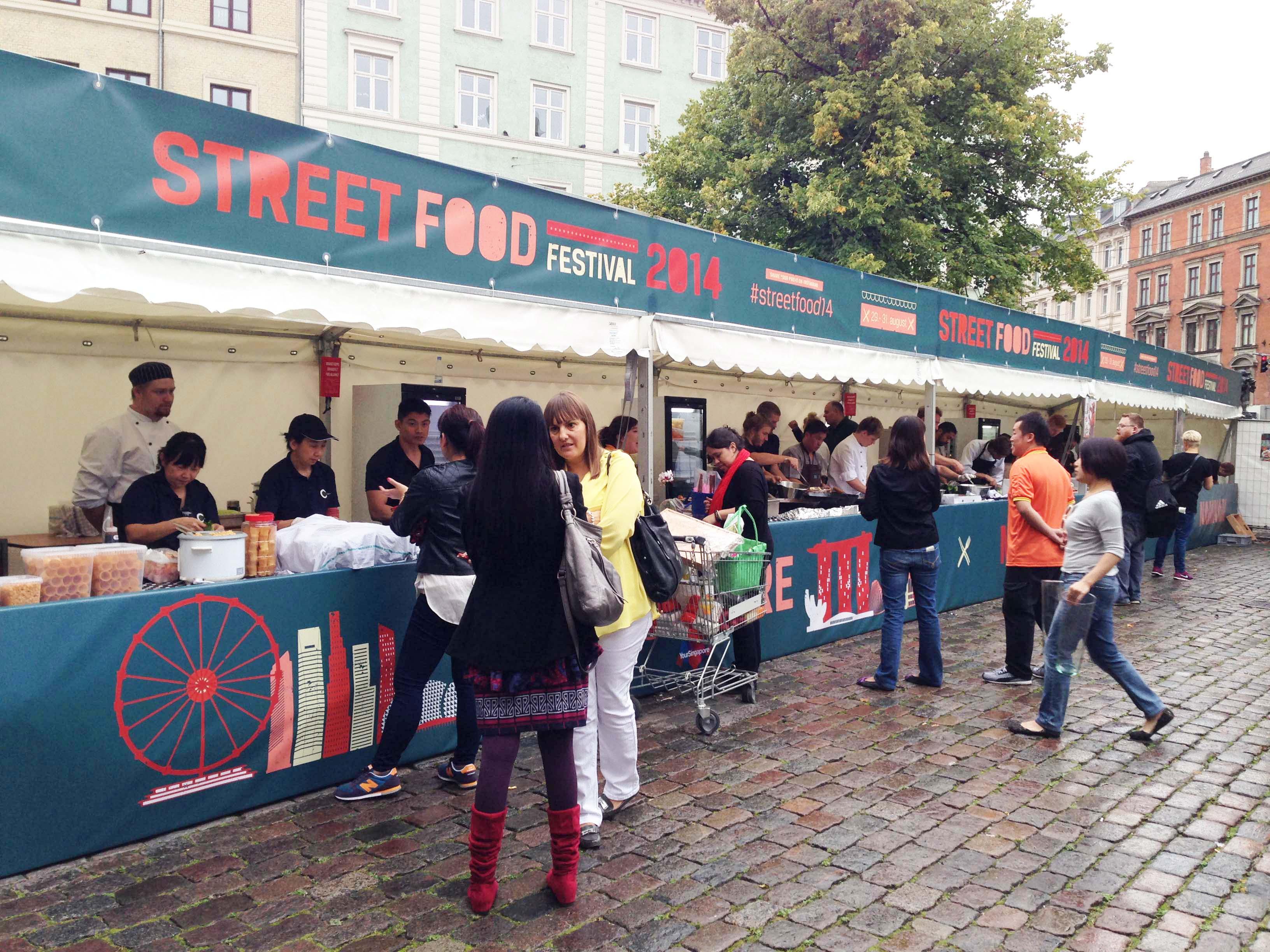 Street Food Festival 2014