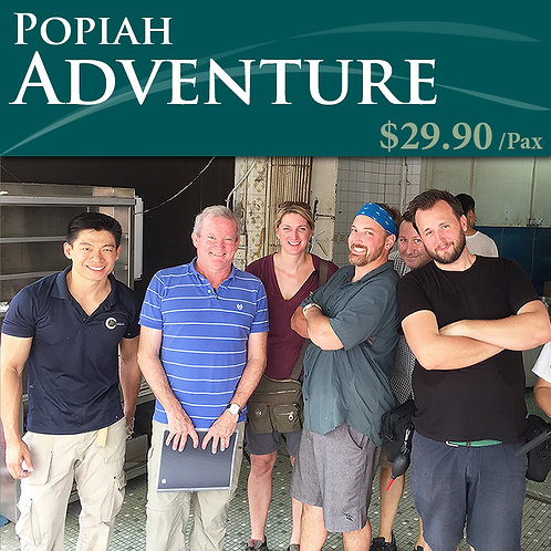 Popiah Adventure