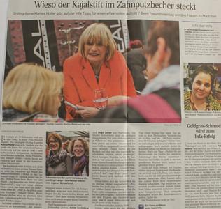 42_Hannoversche Allgemeine Zeitung, 25.10.2014 Wieso der Kajalstift im Zahnputzbecher steckt.jpg