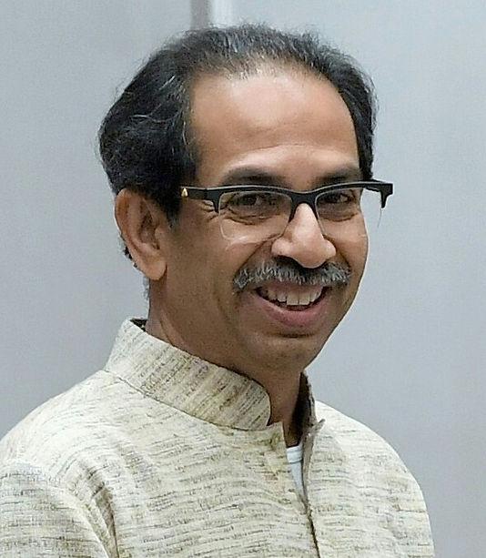 Uddhav Thackrey