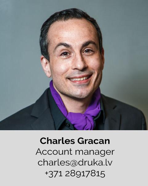 Charles Gracan