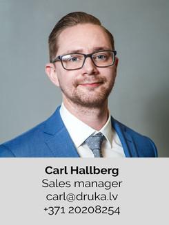 Carl Hallberg