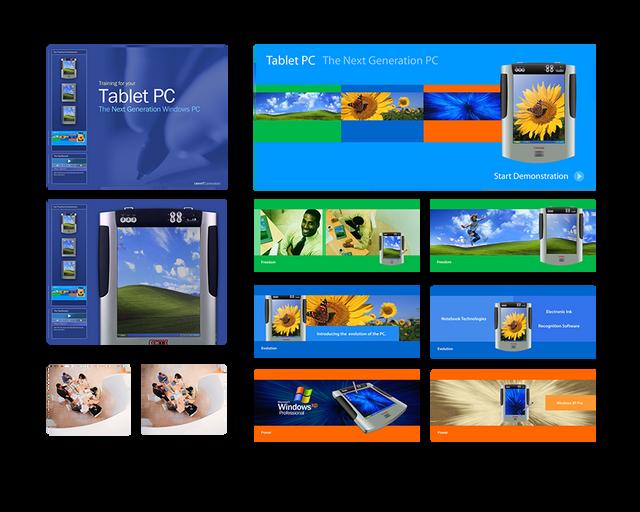Microsoft Tablet PC Demo introduces Microsoft's next generation PC