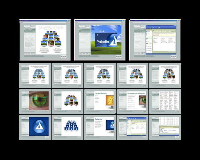 Paladin Demo, Aluria Software - Macromedia Site of the Day Award (now Adobe Site of the Day Award)