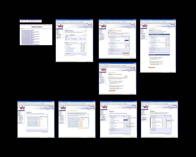 UF Bridges application redesign