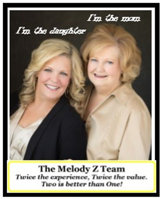 The Melody Z Team / Melody Zielinski & Terresa Gowen
