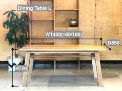 Dining Table L サイズ