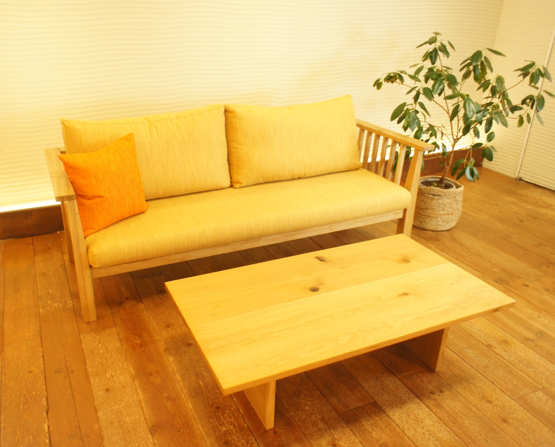 Sofa Wood JJ 10