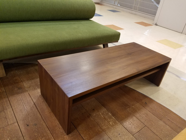 Sofa Table L  無垢チーク