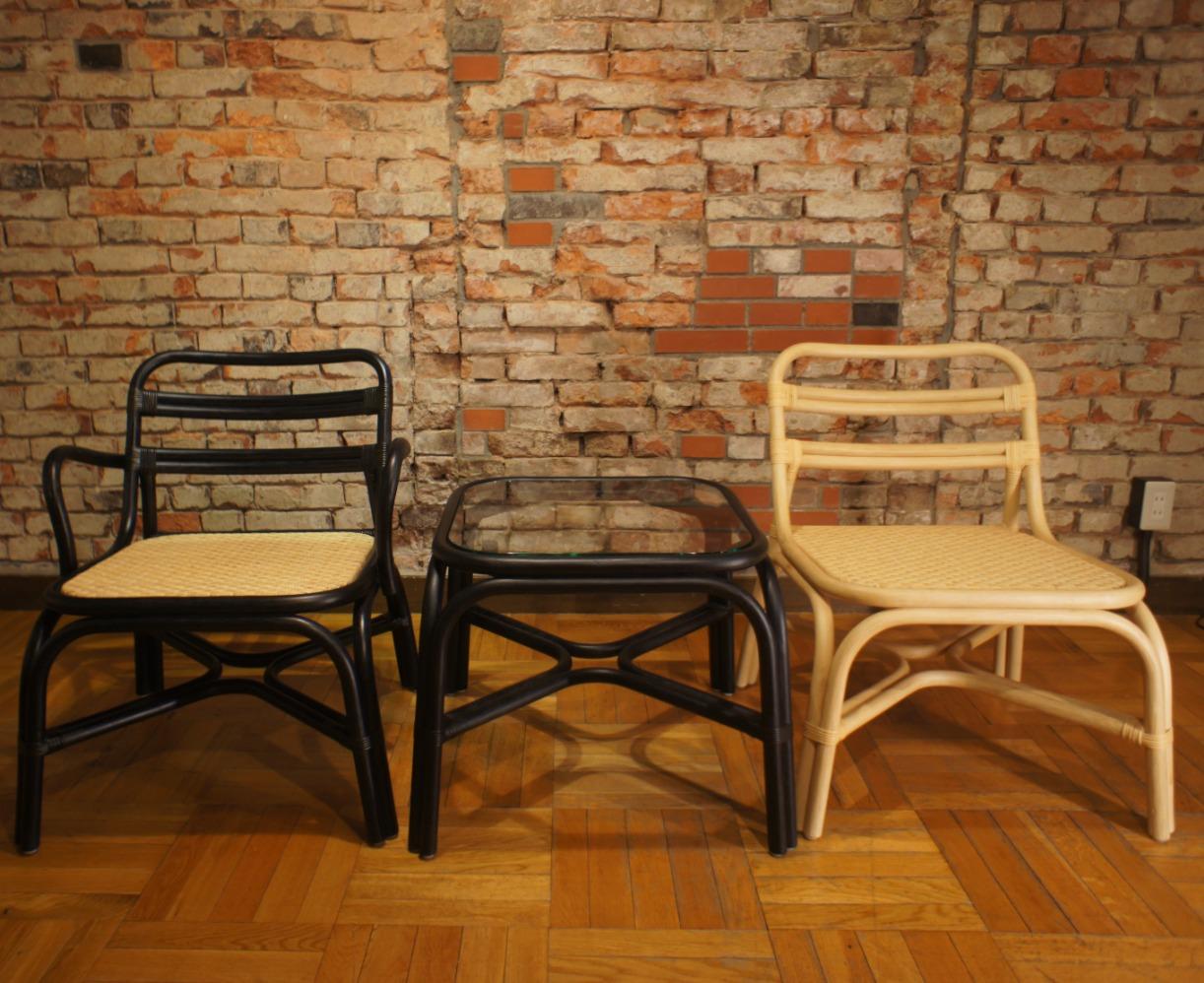 SR arm lounge chair 8