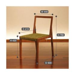 B Chair サイズ