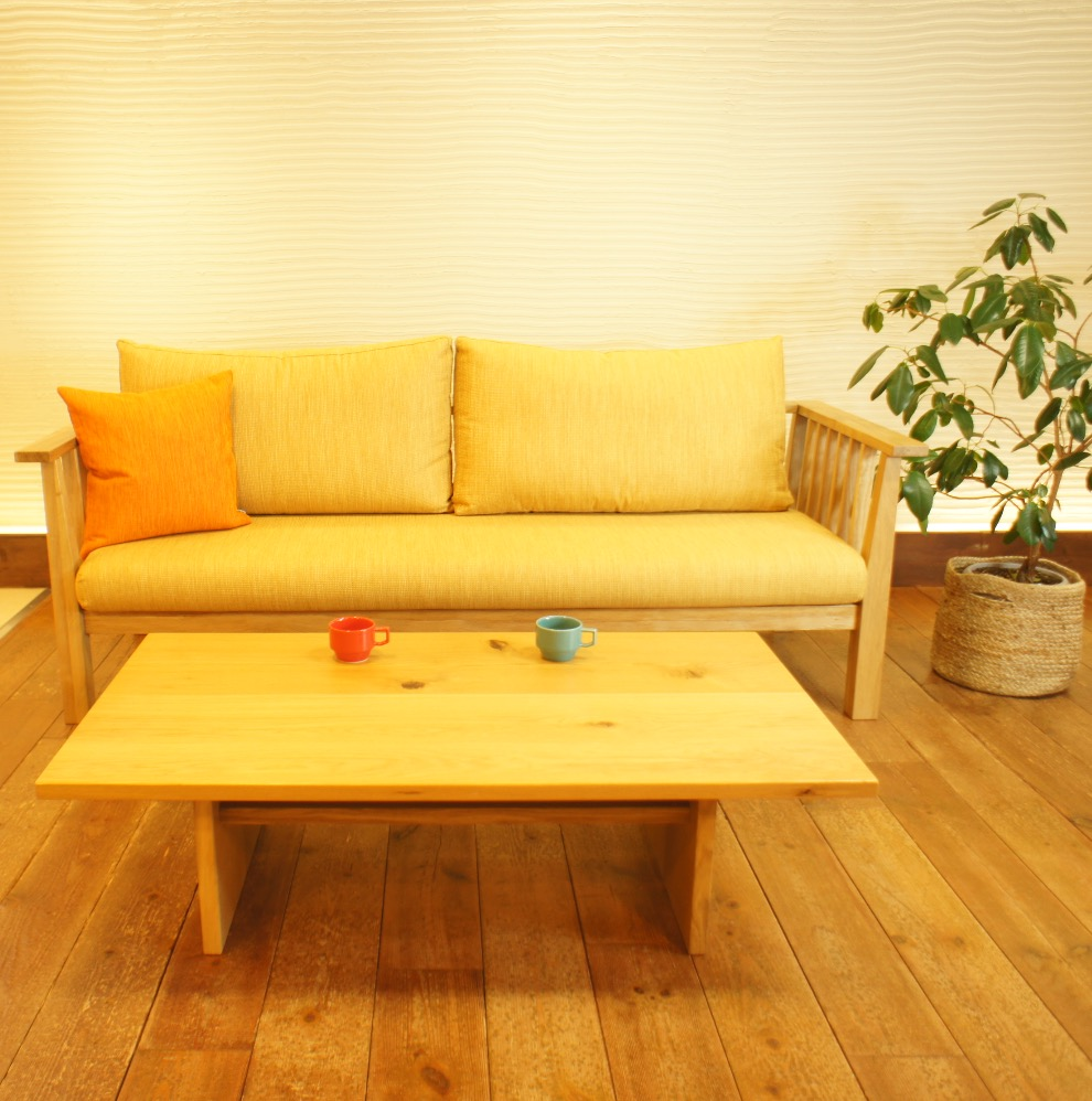 Sofa Wood JJ 8