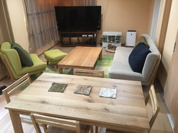 Dining Table SQ 9