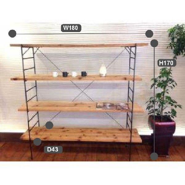 Ladder Shelf 4