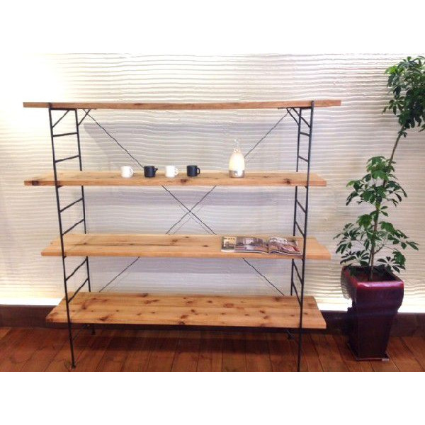 Ladder Shelf 杉無垢材 2